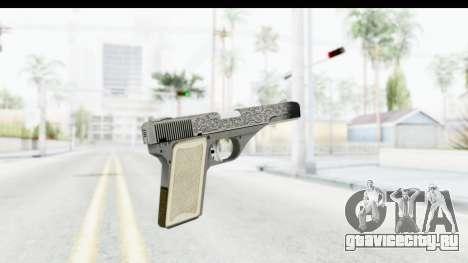 GTA 5 Vintage Pistol для GTA San Andreas второй скриншот