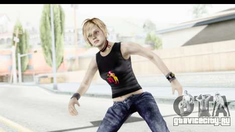 Silent Hill 3 - Heather Sporty Black Pennywise R для GTA San Andreas