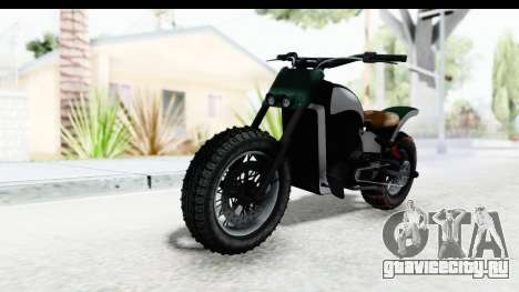 GTA 5 Western Gargoyle Stock IVF для GTA San Andreas