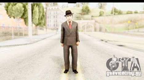 Al Capone для GTA San Andreas второй скриншот