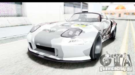GTA 5 Bravado Banshee 900R Mip Map для GTA San Andreas колёса