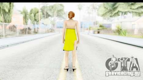 Margot Robbie для GTA San Andreas третий скриншот