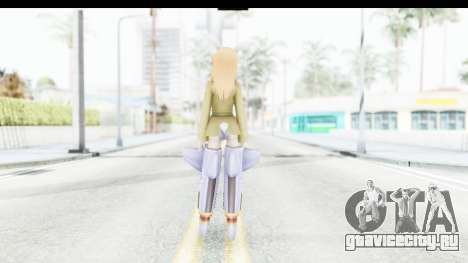 Charlotte (Strike Witches) для GTA San Andreas третий скриншот