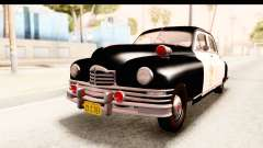 Packard Standart Eight 1948 Touring Sedan LAPD для GTA San Andreas