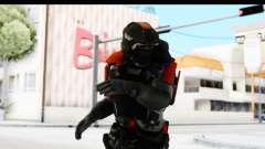 Homefront The Revolution - KPA v3 Captain для GTA San Andreas