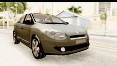 Renault Fluence v2 для GTA San Andreas
