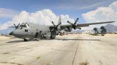 AC-130U Spooky II Gunship