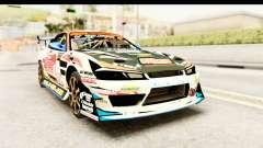 D1GP Nissan Silvia RC926 Toyo Tires