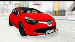 Renault Clio Four Air для GTA San Andreas