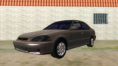Honda Civic Sedan Stock для GTA San Andreas