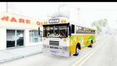 Ruta 135 Blanca для GTA San Andreas