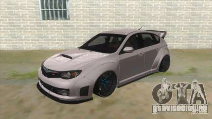 2008 Subaru WRX Widebody L3D для GTA San Andreas