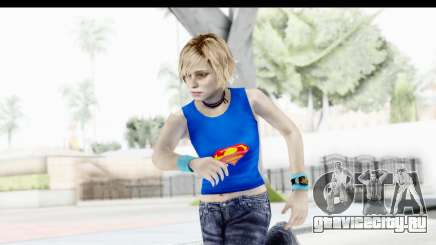 Silent Hill 3 - Heather Sporty Super Girl для GTA San Andreas