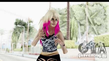 Summer Ombre Hair для GTA San Andreas