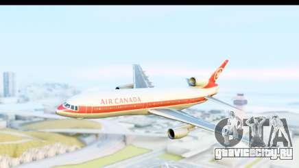 Lockheed L-1011-100 TriStar Air Canada для GTA San Andreas