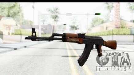 AKM 7.62 для GTA San Andreas
