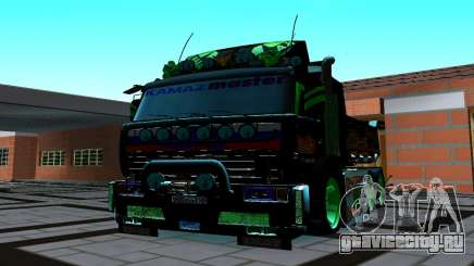 КаМАЗ 65115 для GTA San Andreas