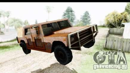 Rusted Patriot для GTA San Andreas