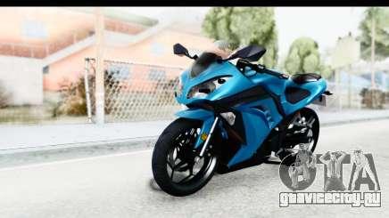 Kawasaki Ninja 300R для GTA San Andreas