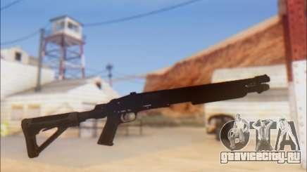 GTA V Shrewsbury Pump Shotgun для GTA San Andreas