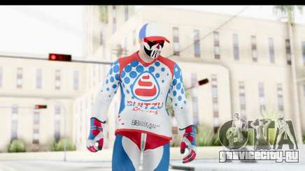 GTA 5 Online Cunning Stunts Skin 2 для GTA San Andreas