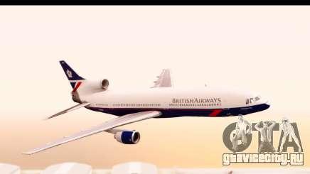 Lockheed L-1011-100 TriStar British Airways для GTA San Andreas
