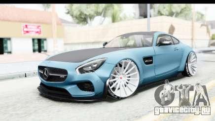 Mercedes-Benz AMG GT Prior Design для GTA San Andreas