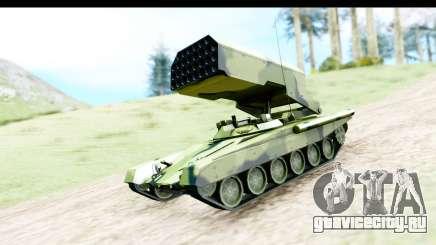 TOS-1A для GTA San Andreas