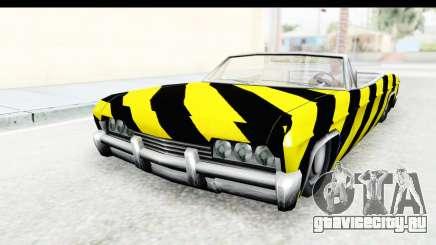 Blade New PJ для GTA San Andreas