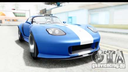 GTA 5 Bravado Banshee 900R Mip Map для GTA San Andreas