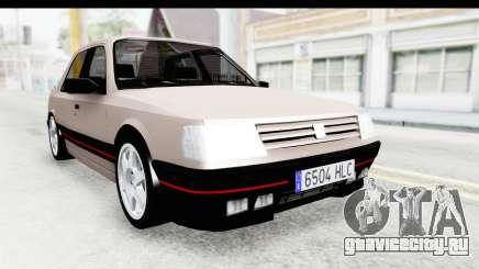 Peugeot 309 GTi для GTA San Andreas