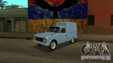 Москвич 2715 Armenian для GTA San Andreas