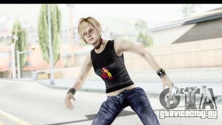 Silent Hill 3 - Heather Sporty Black Pennywise R для GTA San Andreas