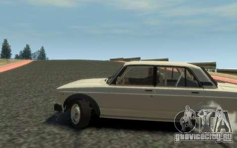 VAZ 2105 Drift (Paul Black prod.) для GTA 4 вид сзади слева