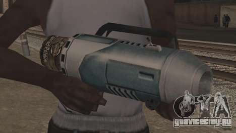 Spudgun from Bully SE для GTA San Andreas