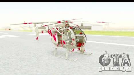 Smaga Sparrow Helis Military Version для GTA San Andreas