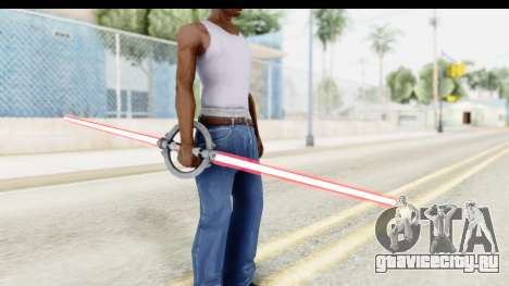Inquisitor Lightsaber v1 для GTA San Andreas