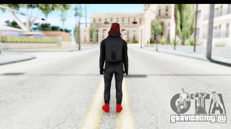 Skin Random 4 from GTA 5 Online для GTA San Andreas третий скриншот