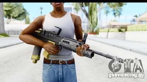L85 для GTA San Andreas третий скриншот