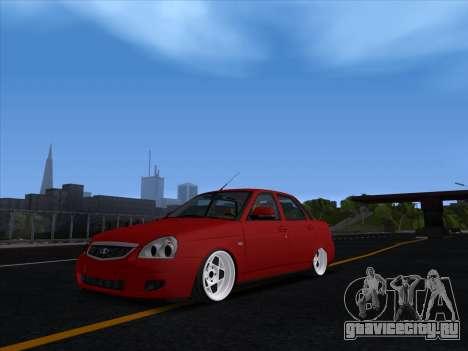 VAZ 2170 STANCE для GTA San Andreas