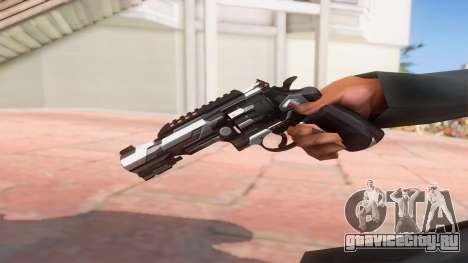 R8 Revolver Reboot для GTA San Andreas второй скриншот