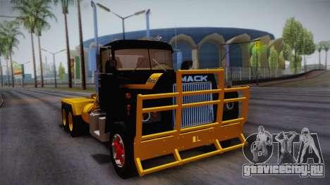 Mack R600 v1 для GTA San Andreas