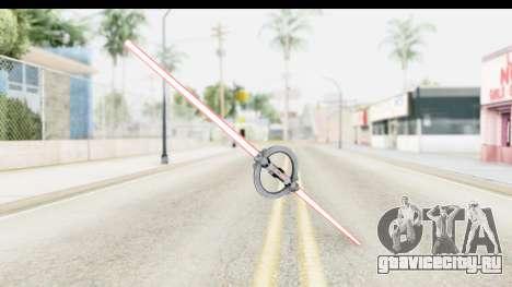 Inquisitor Lightsaber v3 для GTA San Andreas