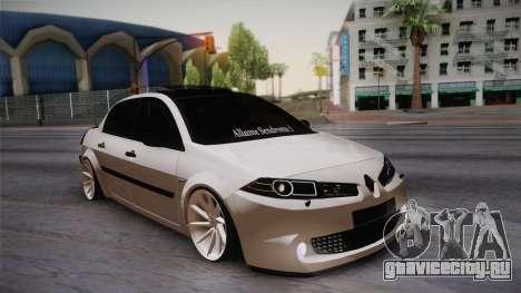Renault Megan для GTA San Andreas