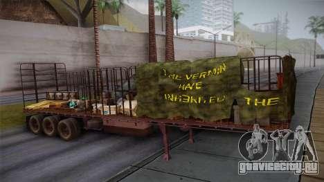 Mack R600 v1 Trailer для GTA San Andreas