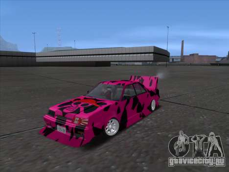 Toyota Supergt для GTA San Andreas