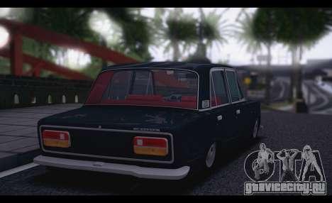 ВАЗ 2103 Ретро для GTA San Andreas вид справа