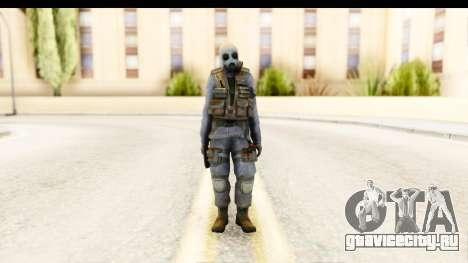 CS:GO - SAS для GTA San Andreas второй скриншот