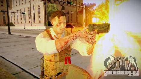 Black Ops 3 - Edward Richtofen для GTA San Andreas второй скриншот