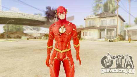 Injustice God Among Us Flash New 52 Edited Model для GTA San Andreas
